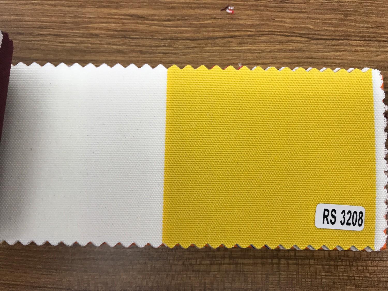 Sarı Çizgili Akrilik Kumaş