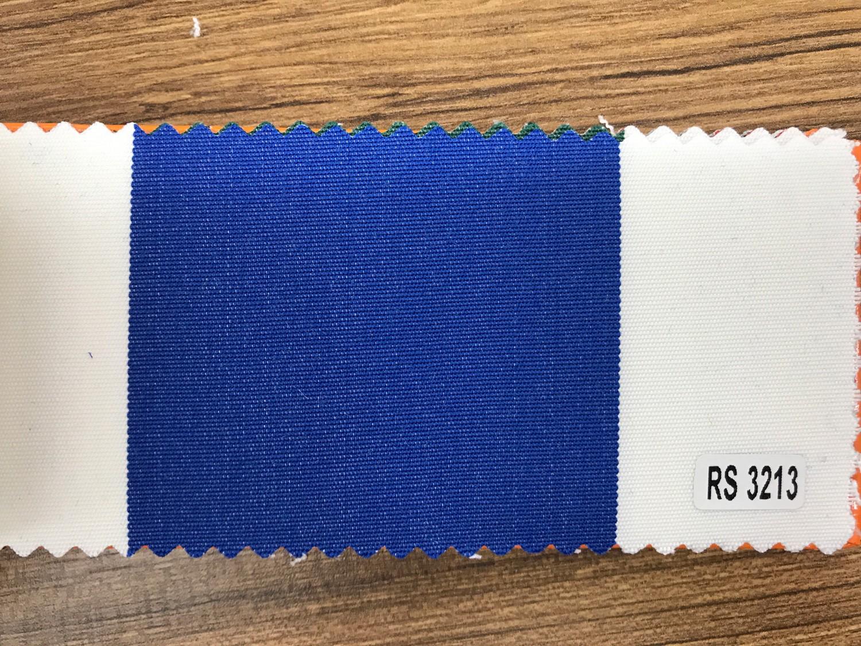 Mavi Çizgili Akrilik Kumaş