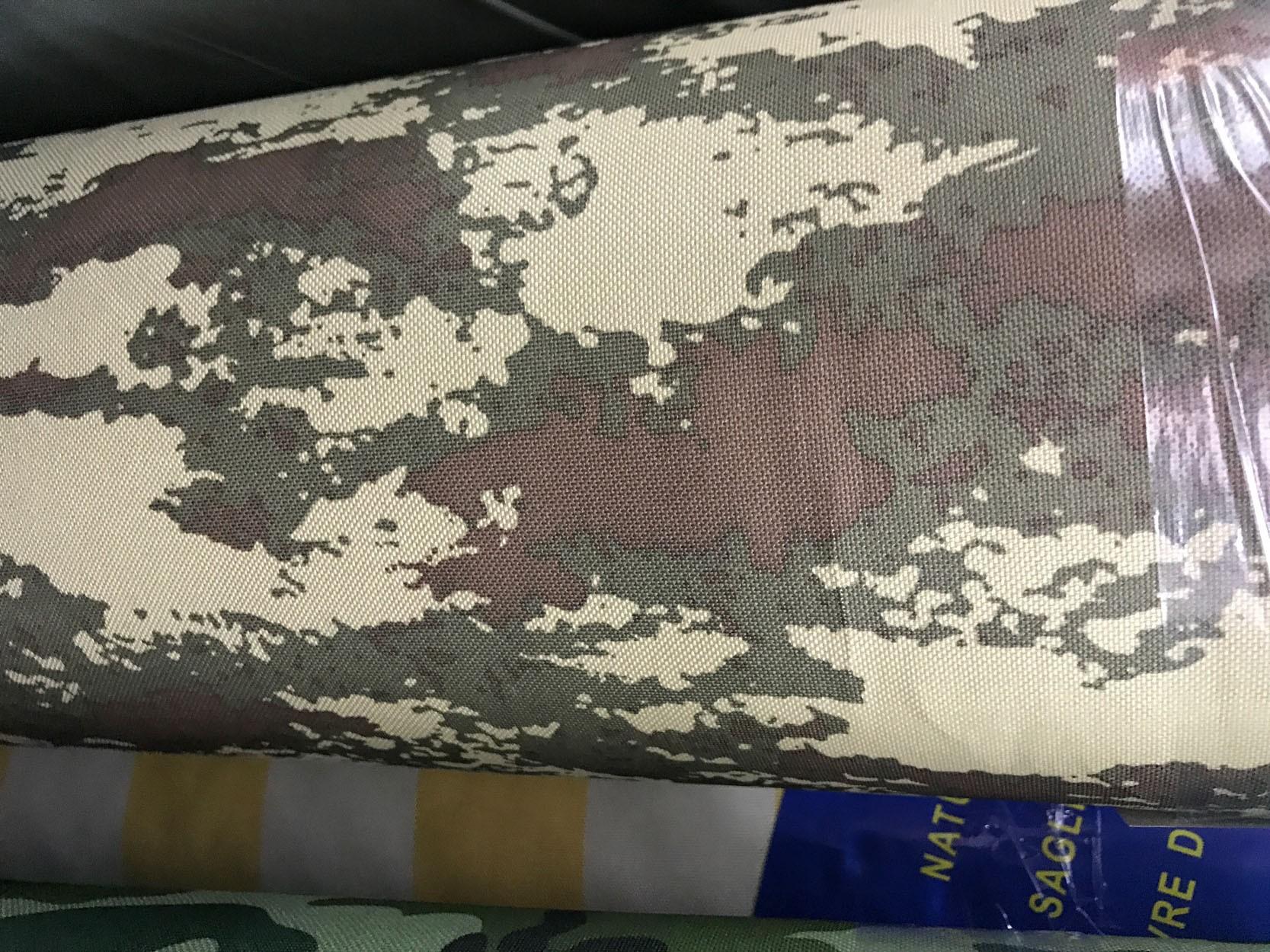 Haki Renk Kamuflaj KJ005