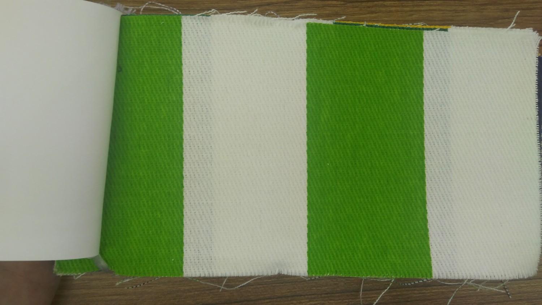 Yeşil Çizgili Bez