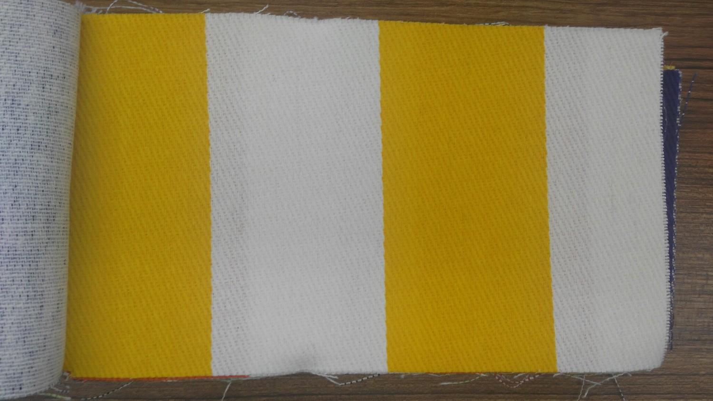 Sarı Çizgili Bez